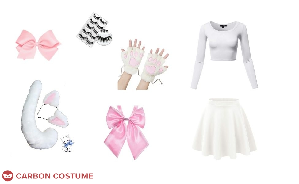 Marie from the Aristocats Costume