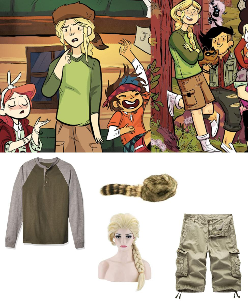 Molly from Lumberjanes Cosplay Guide