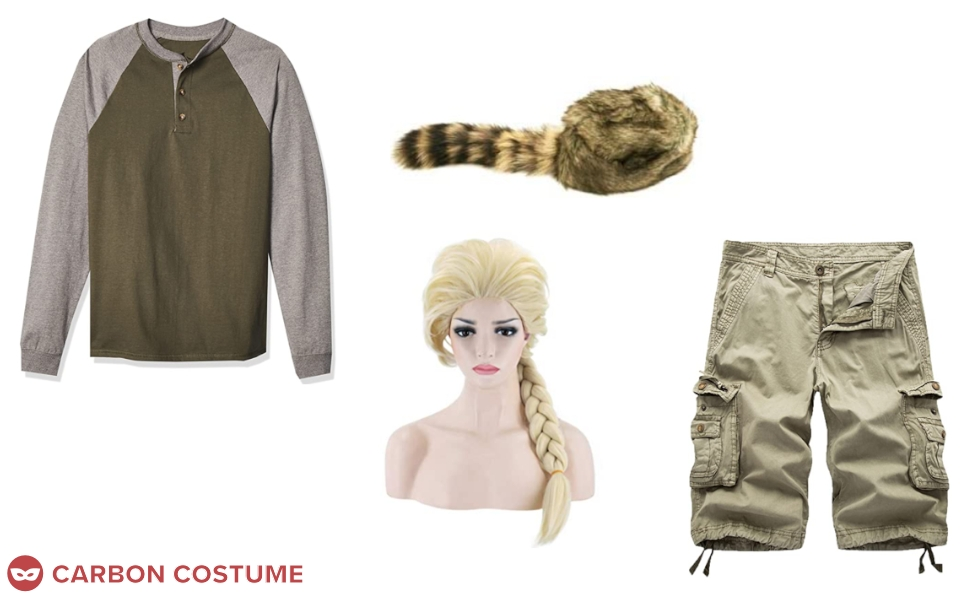 Molly from Lumberjanes Costume