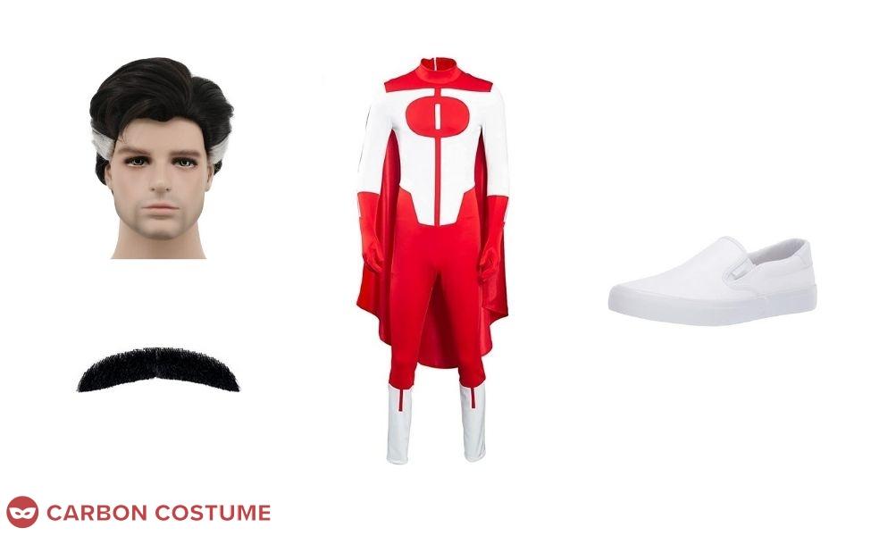 Omni-Man Costume