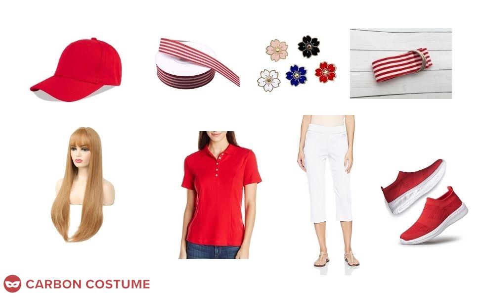 Peppermint Fizz Costume