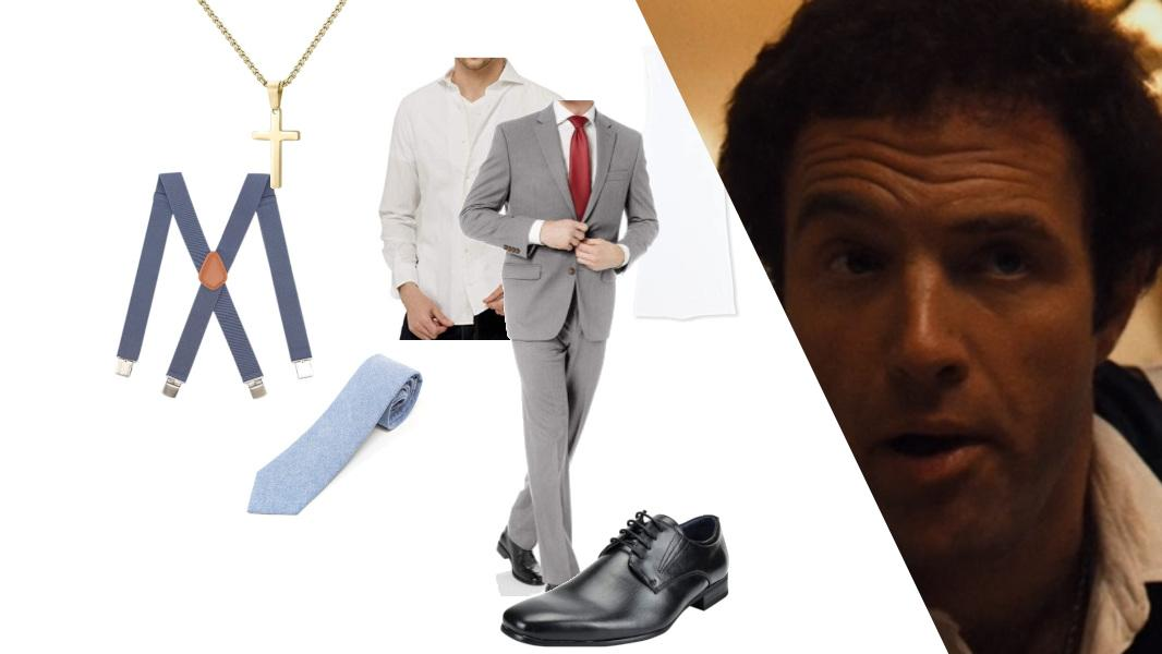 Sonny Corleone from The Godfather Cosplay Tutorial