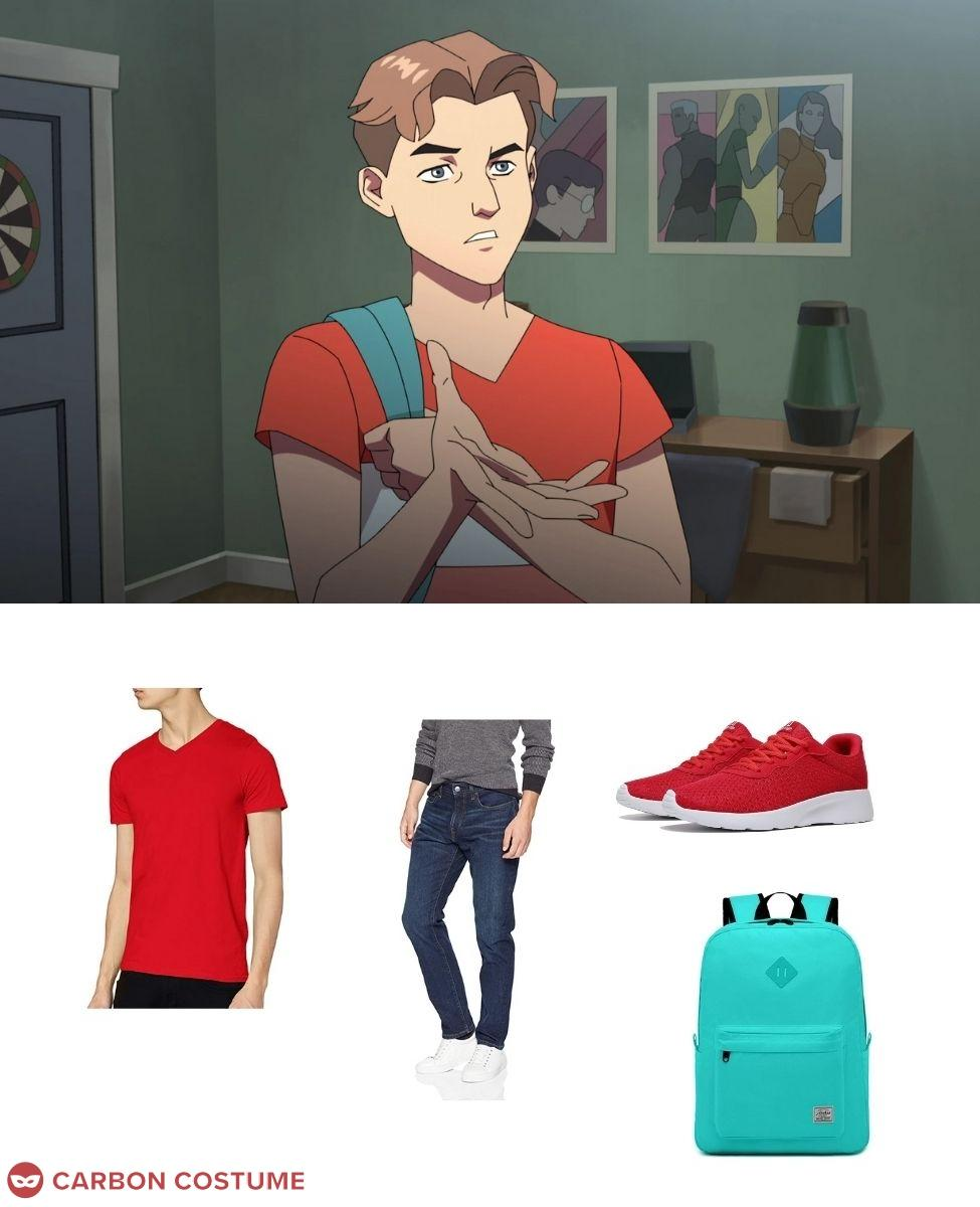 William Clockwell from Invincible Cosplay Guide