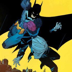 Batman from Zero Year