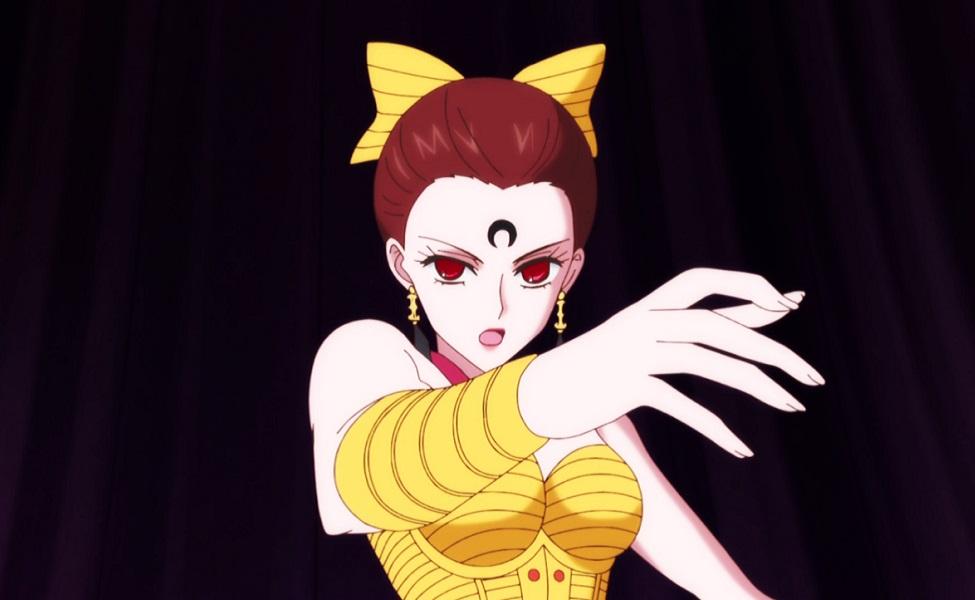 Calaveras from Sailor Moon