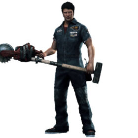 Nick Ramos from Dead Rising 3