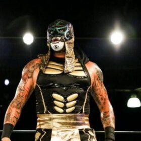 Pentagón Jr. from AEW Dark
