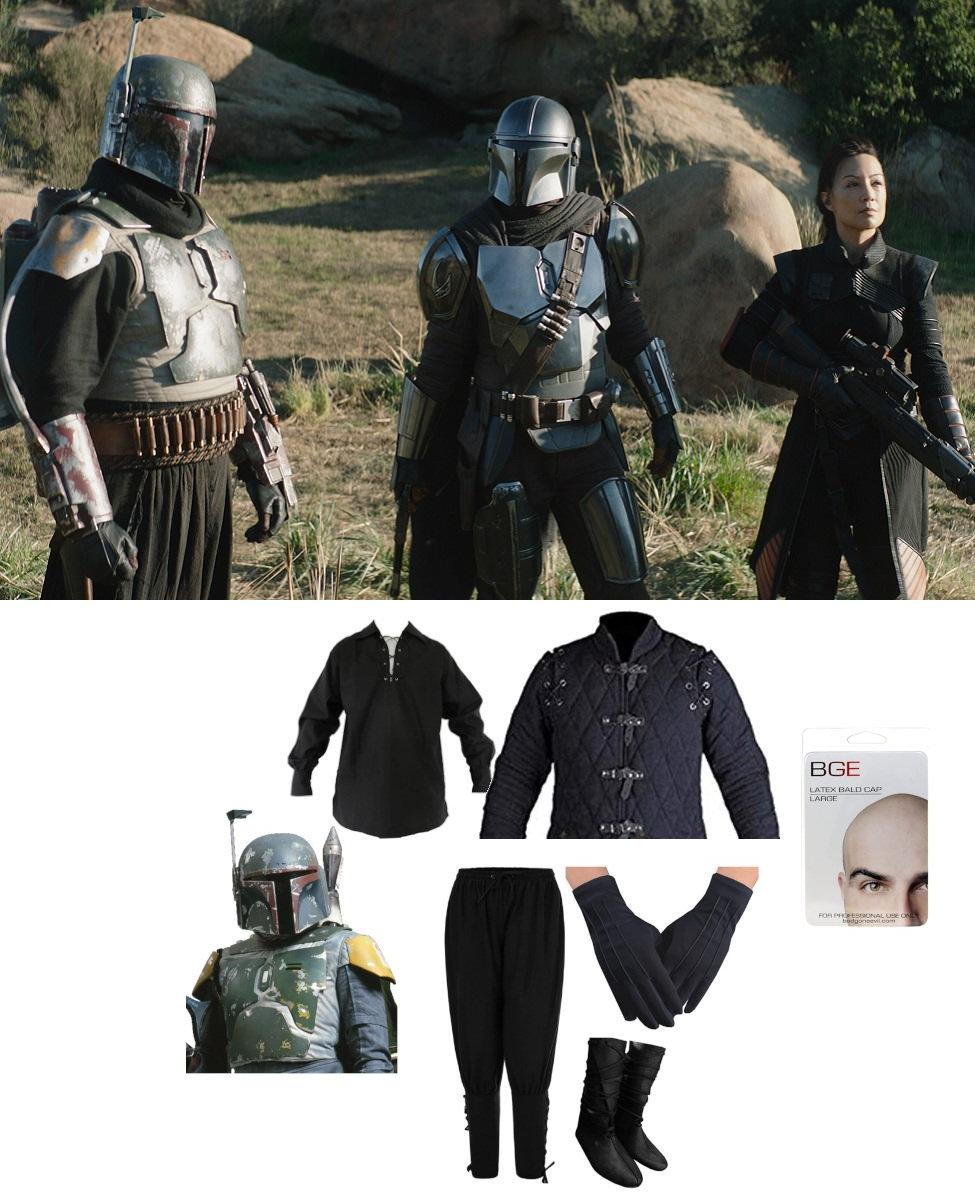 Boba Fett from The Mandalorian Cosplay Guide