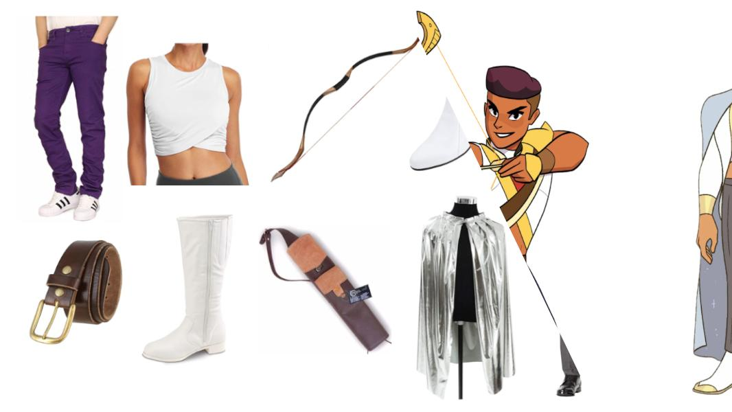 Bow from She-Ra and the Princesses of Power Cosplay Tutorial