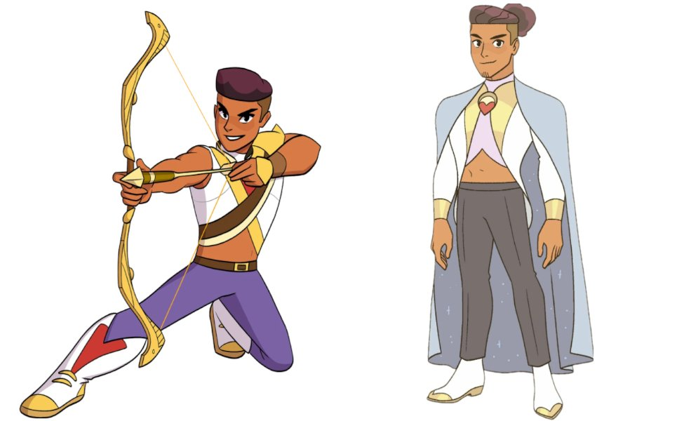 Bow from She-Ra and the Princesses of Power