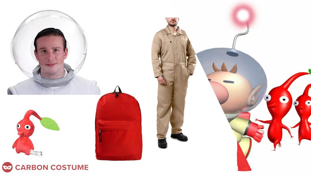 Captain Olimar from Pikmin Cosplay Tutorial