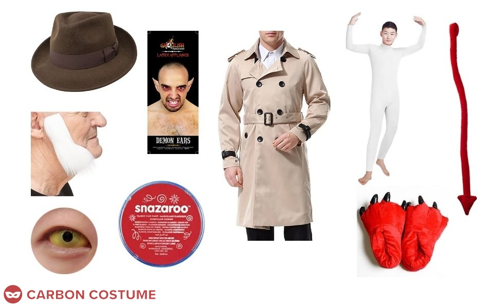 Damien Darkblood from Invincible Costume