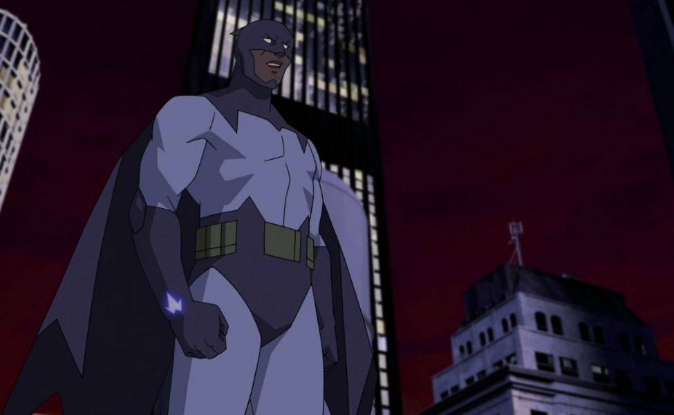 Darkwing from Invincible