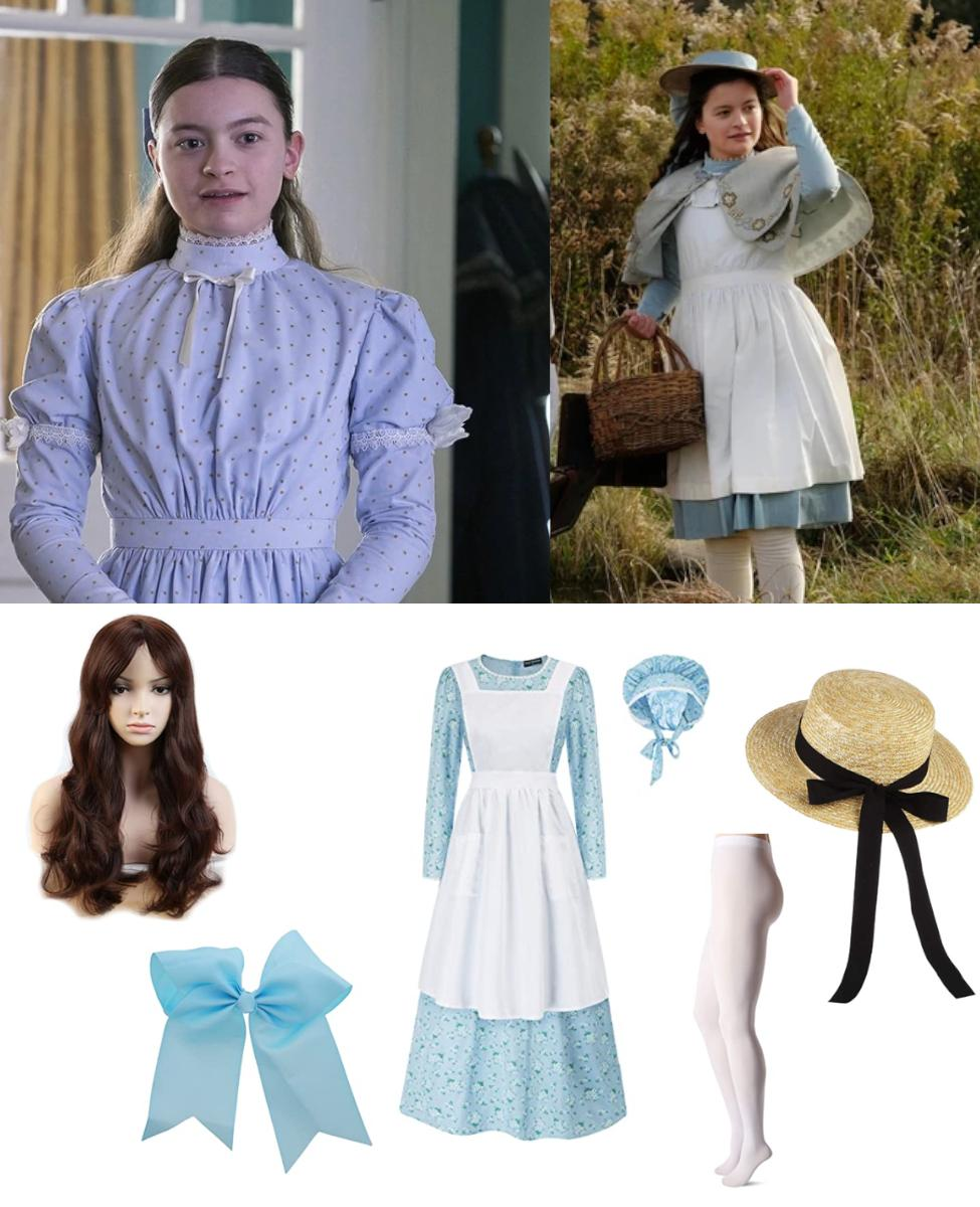 Diana Barry from Anne with an E Cosplay Guide
