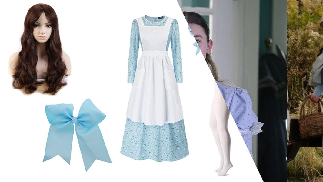 Diana Barry from Anne with an E Cosplay Tutorial
