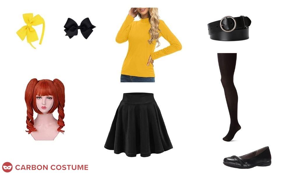 Emma Wiggle Costume