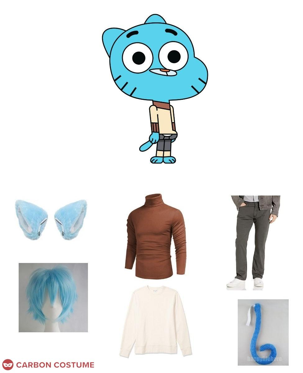 Gumball Watterson Cosplay Guide