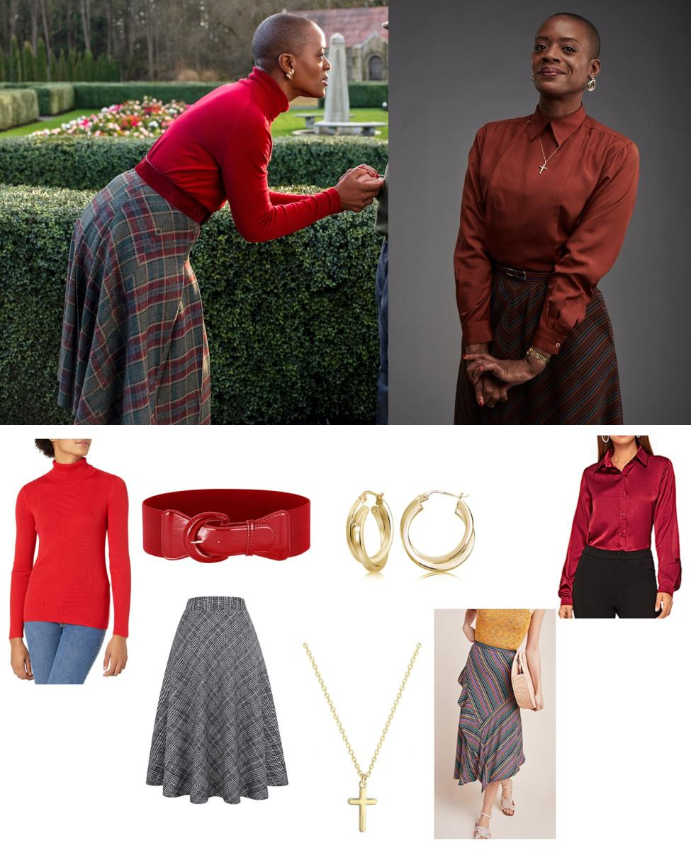 Hannah Grose from The Haunting of Bly Manor Cosplay Guide