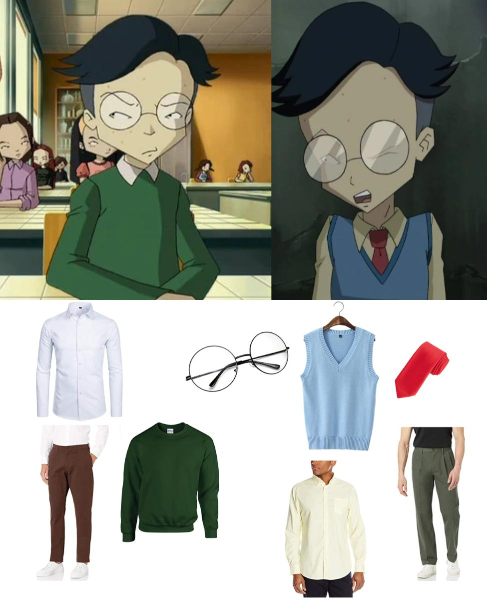 Herb Pichon from Code Lyoko Cosplay Guide