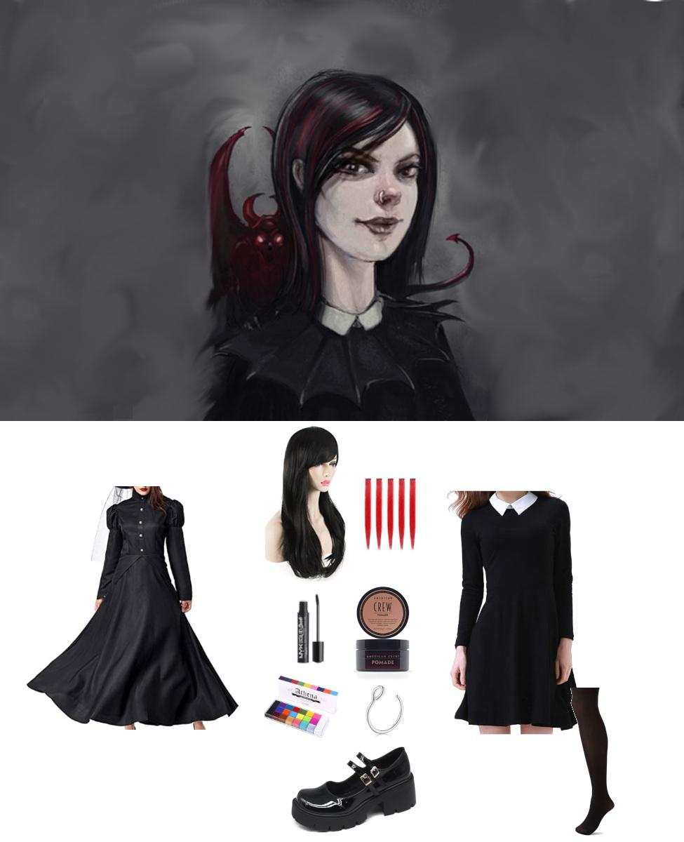 Hester from The School for Good and Evil Cosplay Guide
