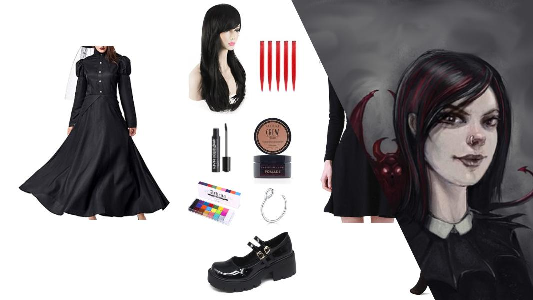 Hester from The School for Good and Evil Cosplay Tutorial