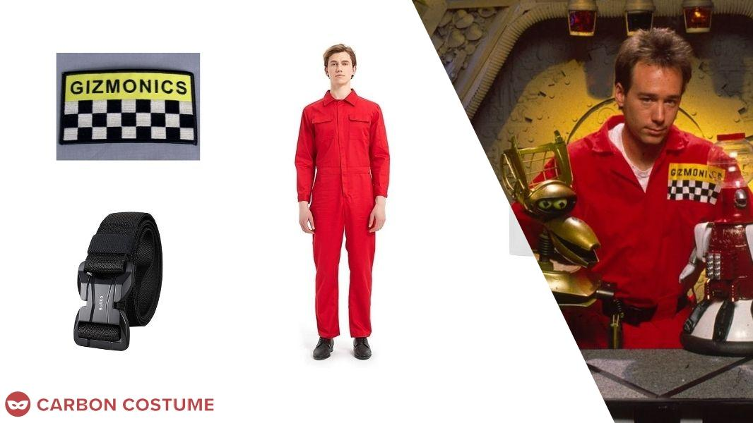 Joel from Mystery Science Theater 3000 Cosplay Tutorial