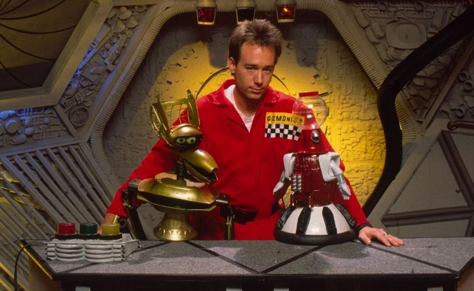 Joel from Mystery Science Theater 3000