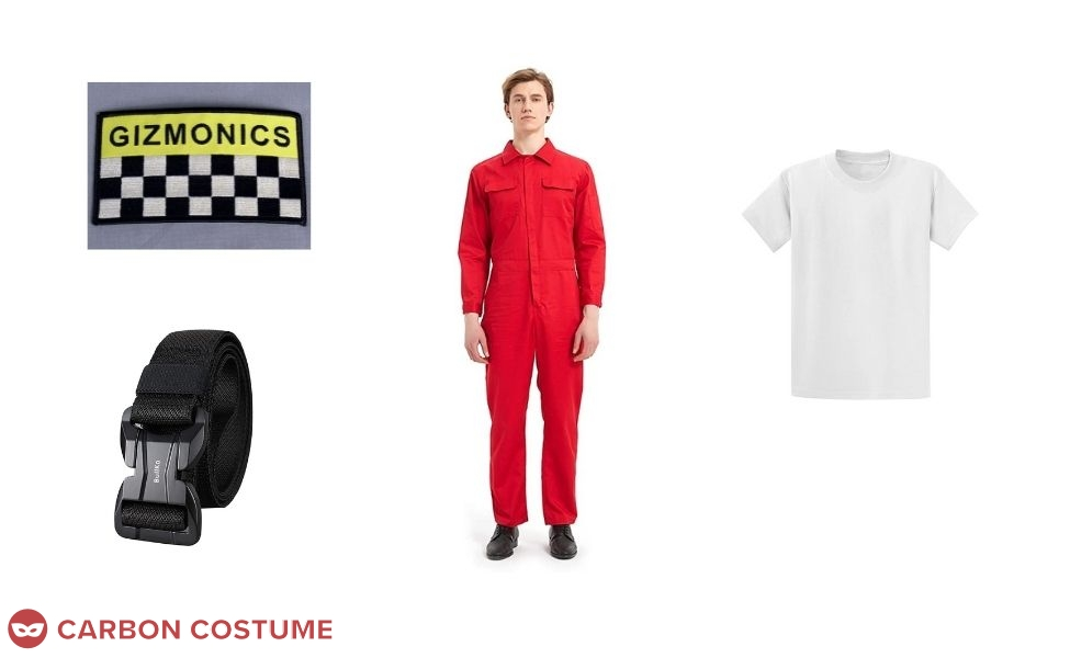Joel from Mystery Science Theater 3000 Costume