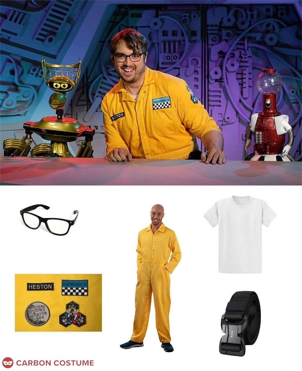 Jonah from Mystery Science Theater 3000 Cosplay Guide