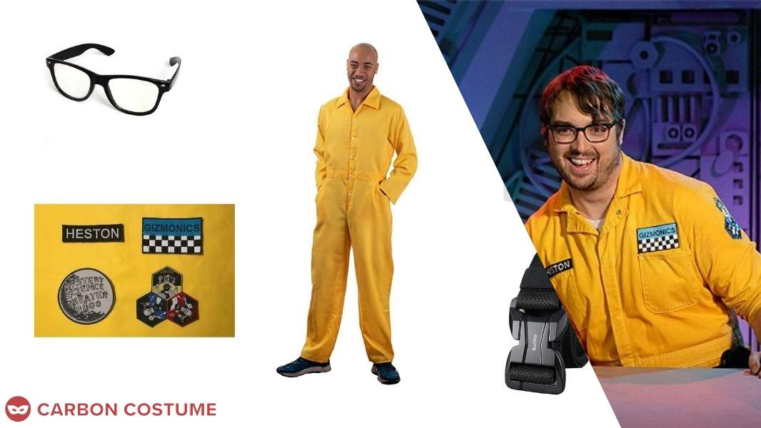 Jonah from Mystery Science Theater 3000 Cosplay Tutorial