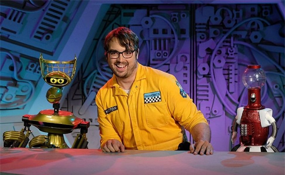 Jonah from Mystery Science Theater 3000