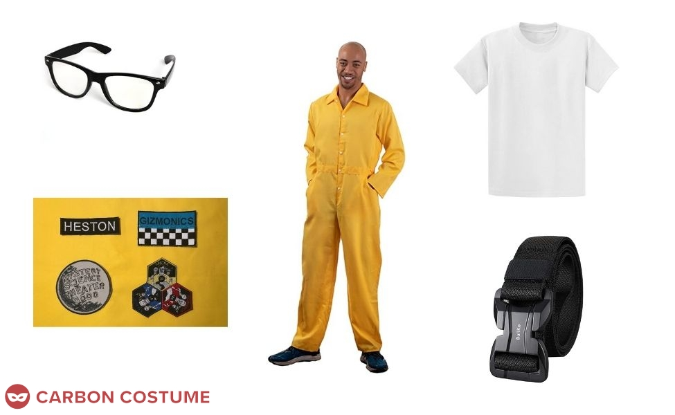 Jonah from Mystery Science Theater 3000 Costume