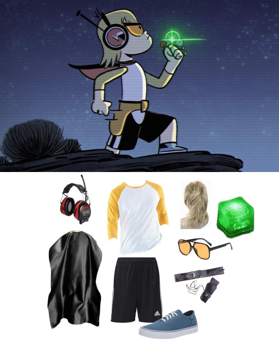 Kid Cosmic Cosplay Guide