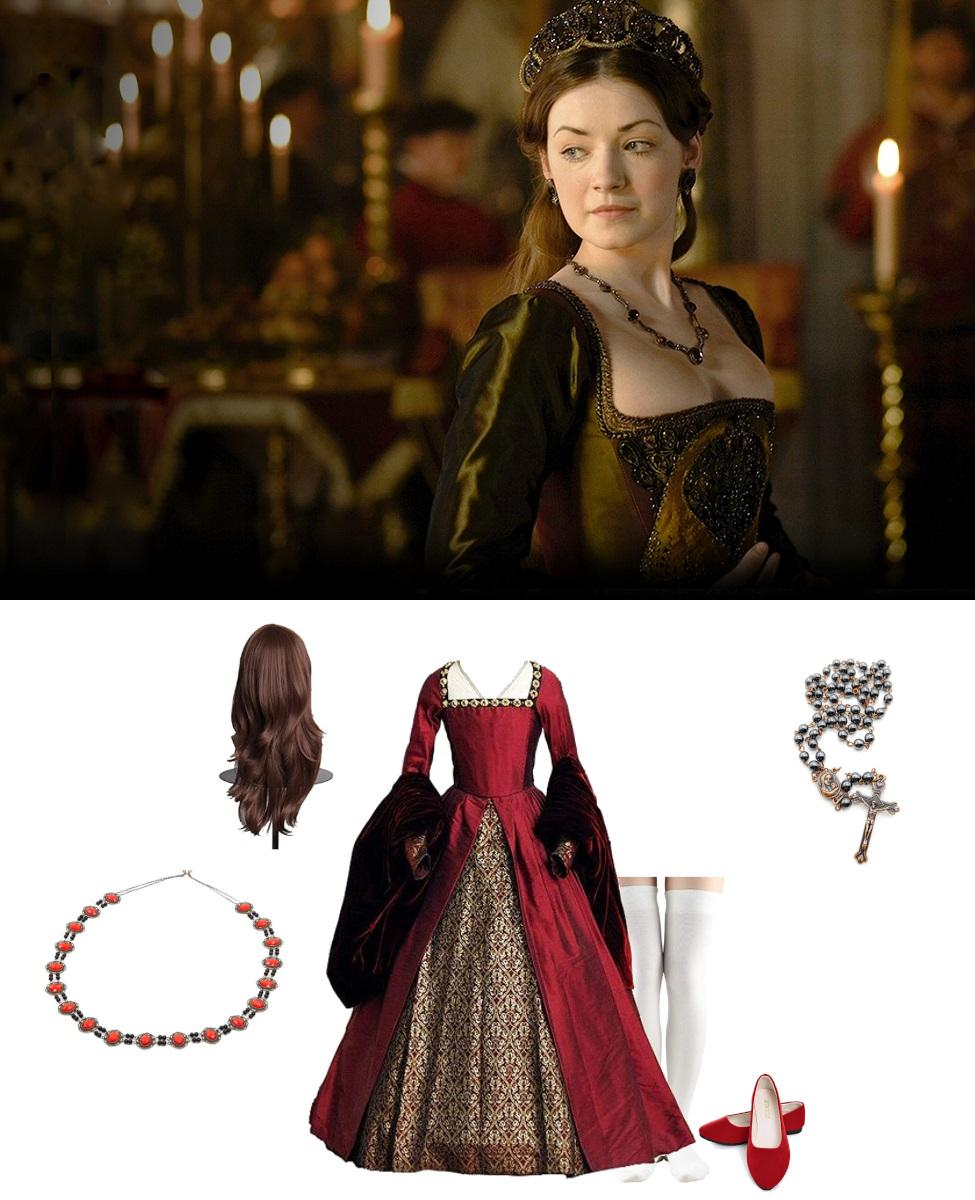 Mary Tudor from The Tudors Cosplay Guide