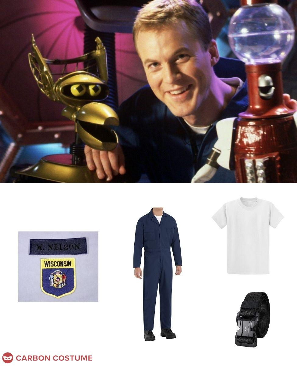 Mike from Mystery Science Theater 3000 Cosplay Guide