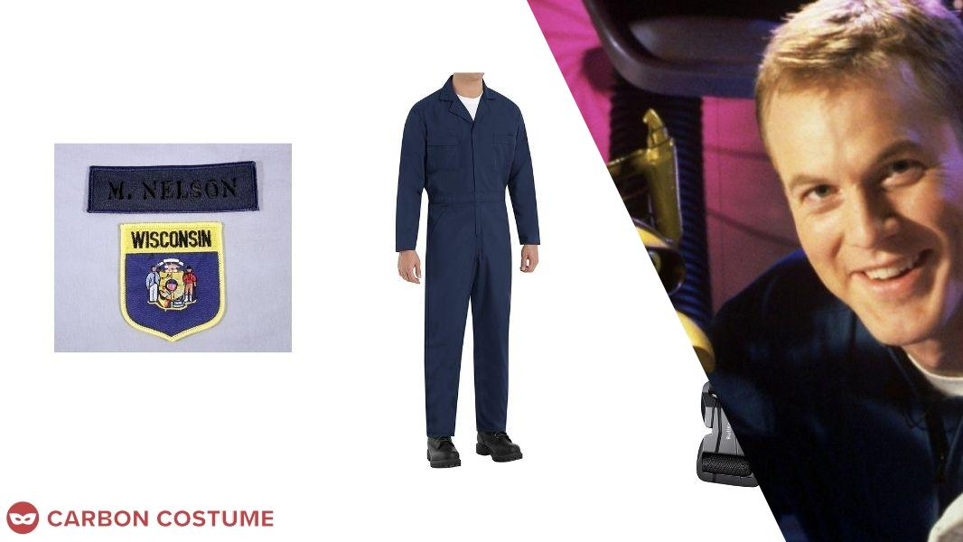 Mike from Mystery Science Theater 3000 Cosplay Tutorial