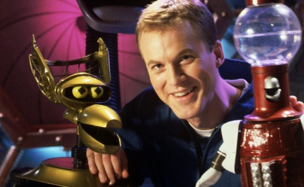Mike from Mystery Science Theater 3000