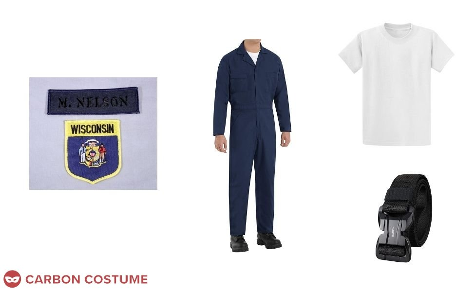 Mike from Mystery Science Theater 3000 Costume