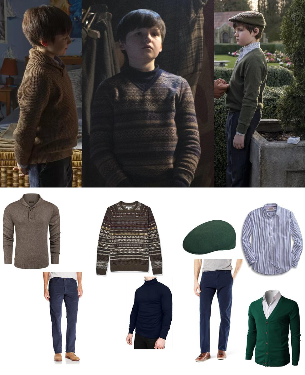 Miles Wingrave from The Haunting of Bly Manor Cosplay Guide