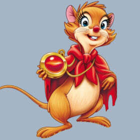 mrs brisby from the secret of nimh
