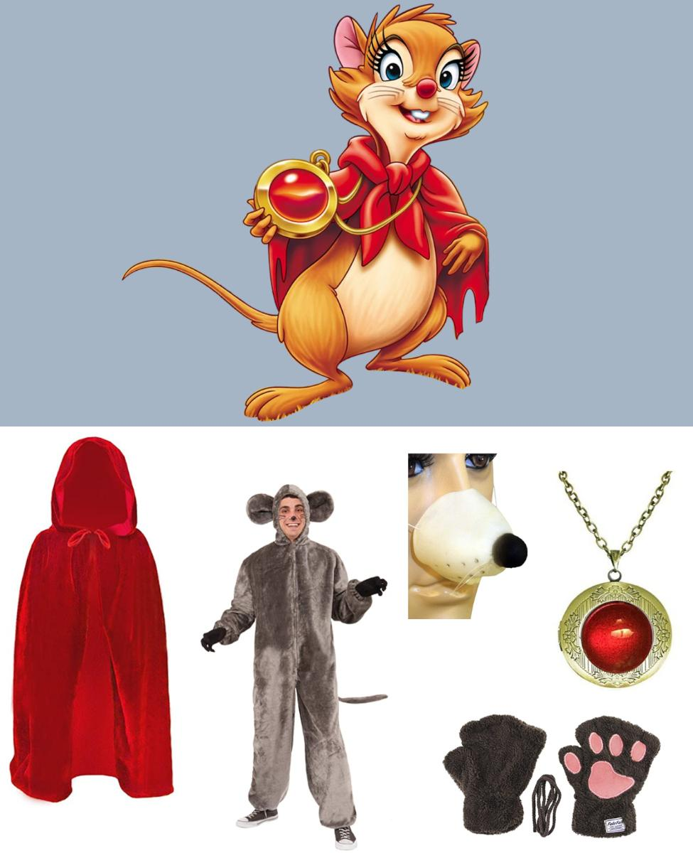 Mrs. Brisby from The Secret of NIMH Cosplay Guide
