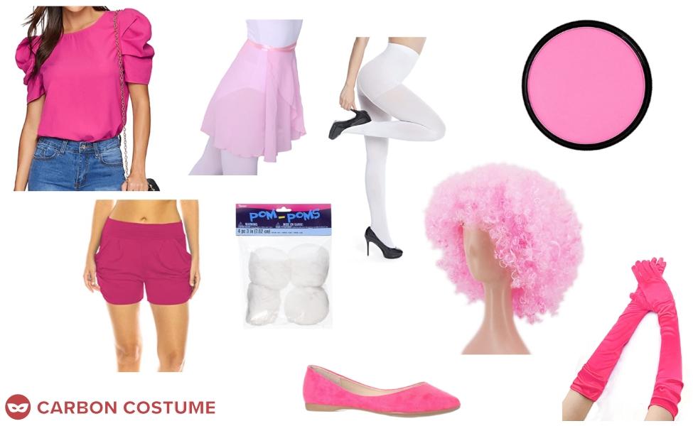 Pink Diamond from Steven Universe Costume