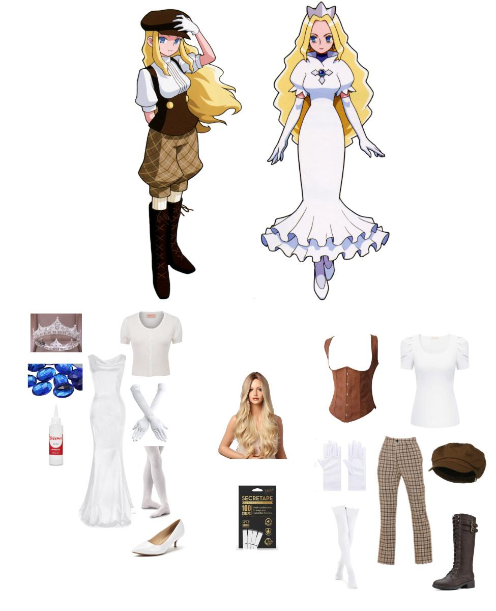 Princess Pride from Mega Man Battle Network Cosplay Guide