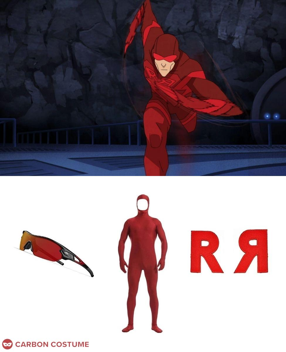 Red Rush from Invincible Cosplay Guide