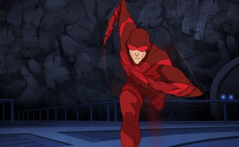 Red Rush from Invincible