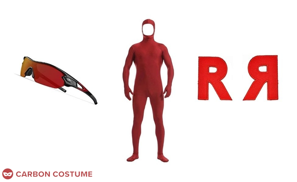 Red Rush from Invincible Costume