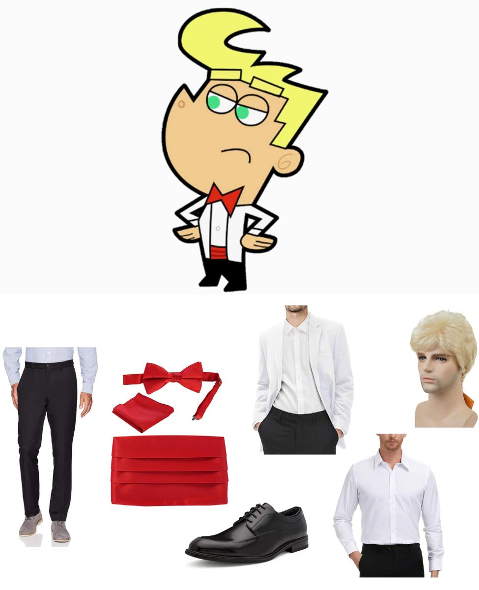 Remy Buxaplenty from The Fairly OddParents Cosplay Guide