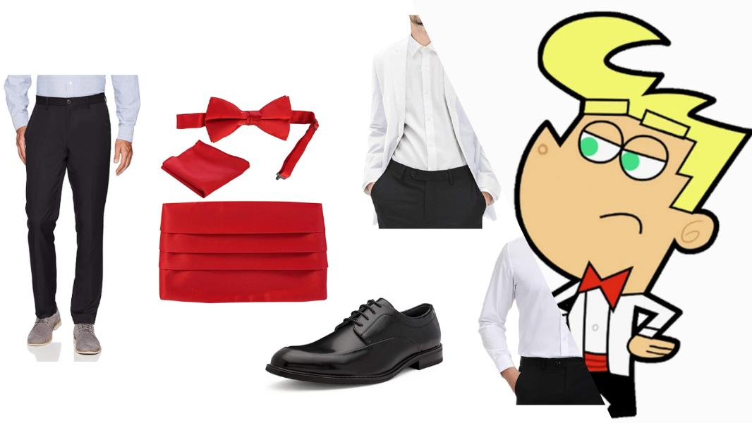Remy Buxaplenty from The Fairly OddParents Cosplay Tutorial