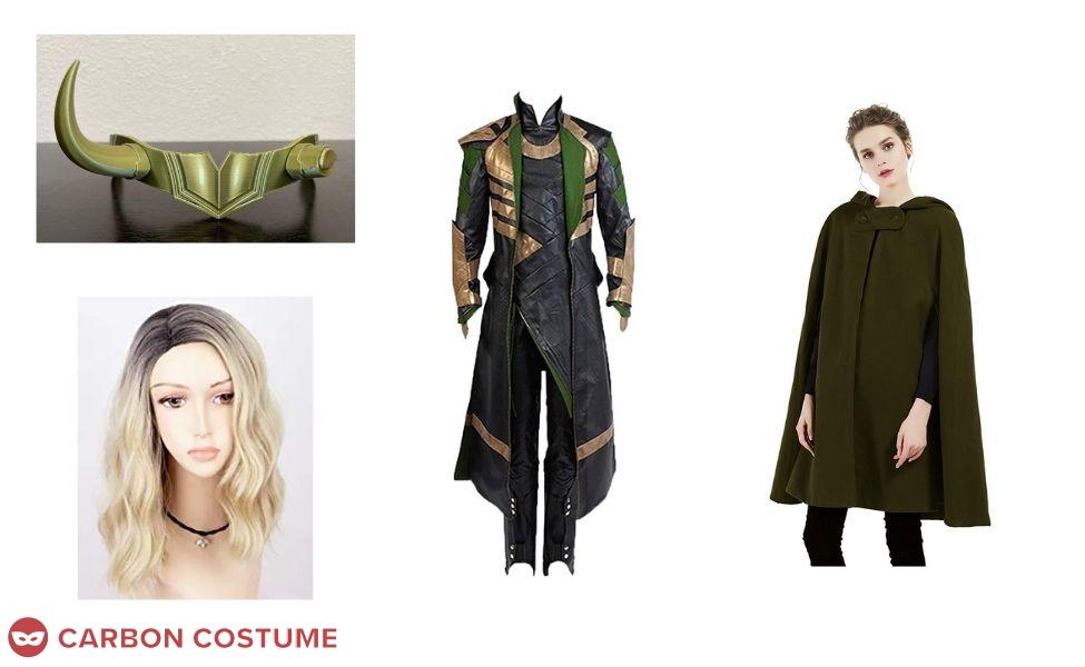 Sylvie from Loki Costume