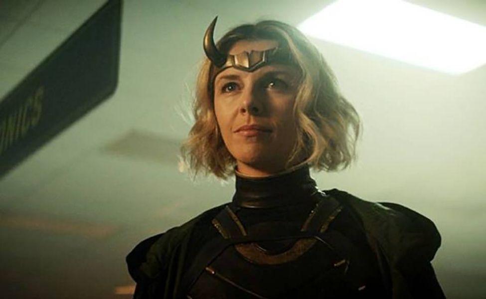 Sylvie from Loki